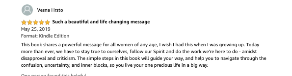 Vesna 5 star review Amazon Screen Shot 2019-05-28 at 3.16.51 AM