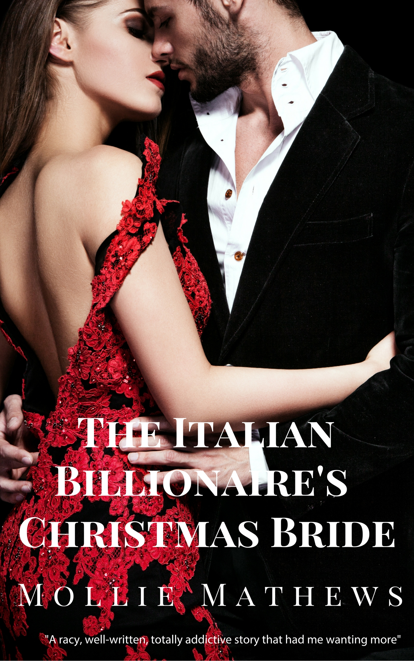The Italian Billionaire's Christmas Bride