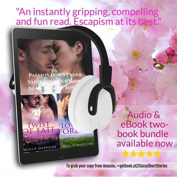 Escapism at its best: special two-audiobook bundle: two sweet and sensual New Zealand Romances
